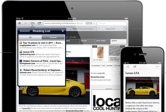 ios 5 features safari overview1 60+ Amazing And Best New Features Of iOS 5!