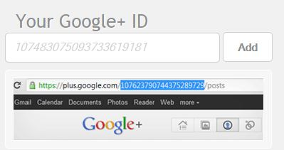 google profile shortener step 3 How To : Create A Short URL For Your Google+ Profile