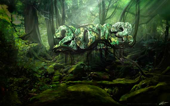 3 60+ Best Free 2013 New Year Desktop Wallpapers!