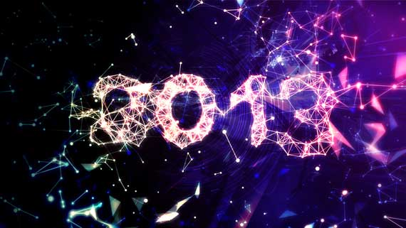 4 60+ Best Free 2013 New Year Desktop Wallpapers!