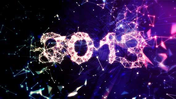 4 60+ Best Free 2013 New Year Desktop Wallpapers!