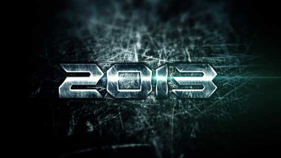 7 60+ Best Free 2013 New Year Desktop Wallpapers!