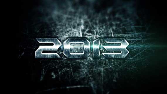 7 60+ Best Free 2013 New Year Desktop Wallpapers!