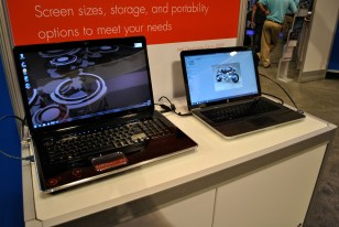 HP Pavilion dv8 and Envy 15