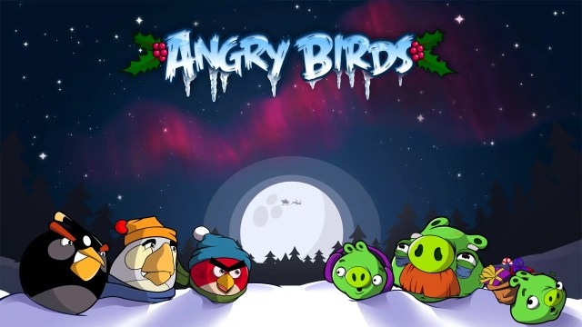 angry birds picture for iphone game