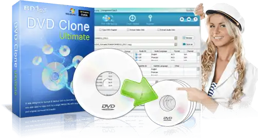 How to Backup DVD with BDlot DVD Clone Ultimate 3.0