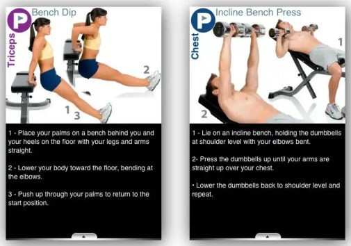 iPump Free Workout