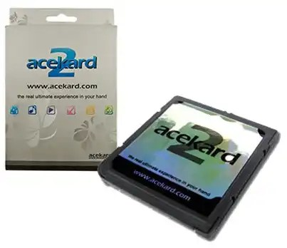 ds cards - acekard 2.2