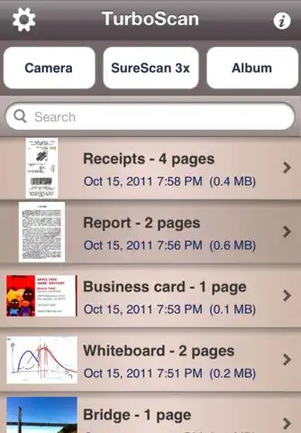 turboscan - best business apps