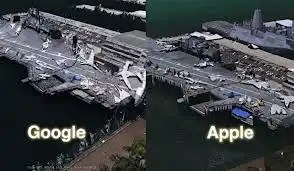 Google Maps vs Apple Maps - Tim Cook apologizes over Apple Maps flaws