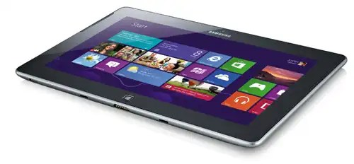 The Windows RT samsung-ativ tablet