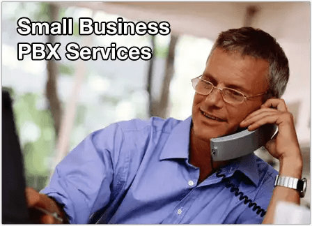 A small business pbx services