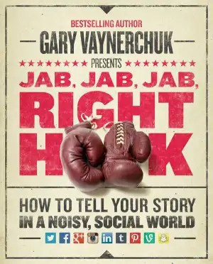 Giveaway Free Jab Jab Jab Right Hook by Gary Vaynerchuk