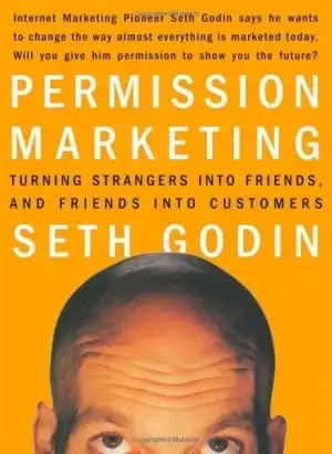 Giveaway Free Permission Marketing by Seth Godin
