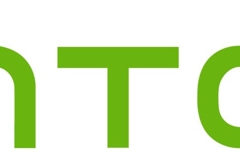 The official HTC logo