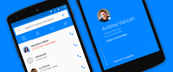 Facebook Hello Replaces Android Stock Dialer, Download Apk