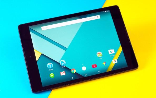 Update Nexus 9 to Android 5.1.1 Lollipop OTA Update