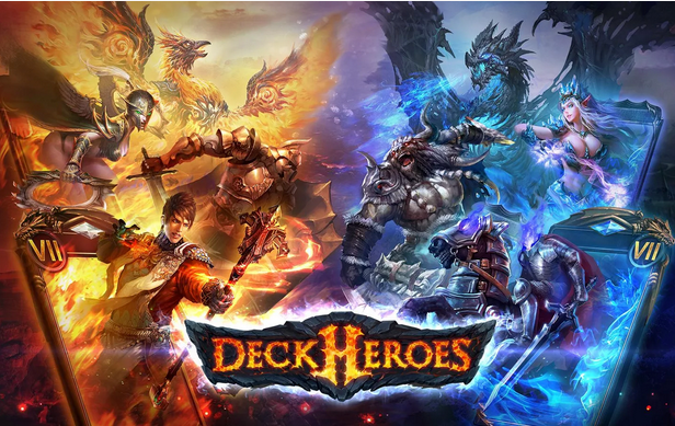 Deck Heroes Online For PC/Windows7/8/Mac