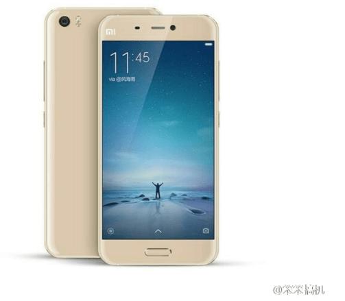 Xiaomi-Mi-5-in-Gold
