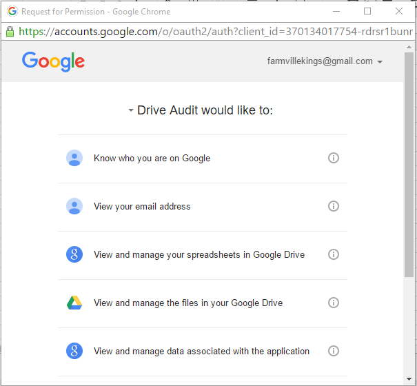 how to share my drive google