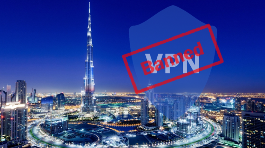 Is it true that VPN banned in Dubai