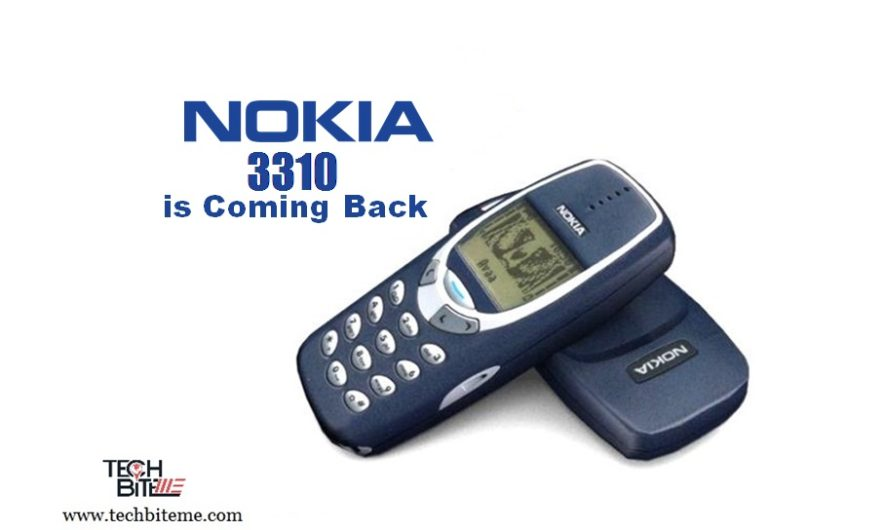 Nokia 3310 New: Oh Yes, the Nokia 3310 is Re-Launching by HMD at #MWC17