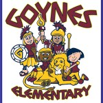 Goynes Elementary Gladiators Logo