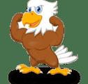 Walker Elementary School Eagles logo