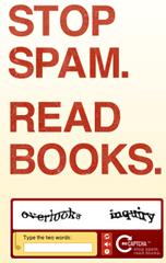 reCAPTCHA- Stop Spam, Read Books_1191704753310