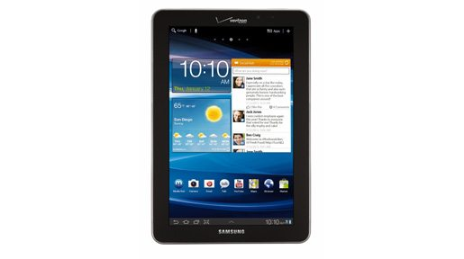 Galaxy Tab 7.7 coming to Verizon Wireless March 1st