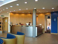 Reception Area, Technology Centre, SETsquared,...
