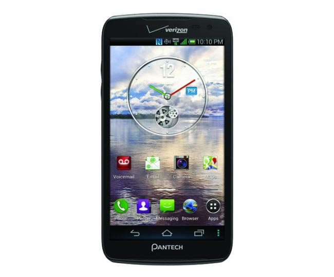 Pantech Perception Now Available On Verizon Wireless