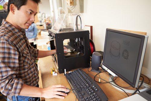 3-D Printing in 2014