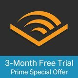 I got into Audible Audio Books. Now I'm hooked (plus a free 90 day trial)