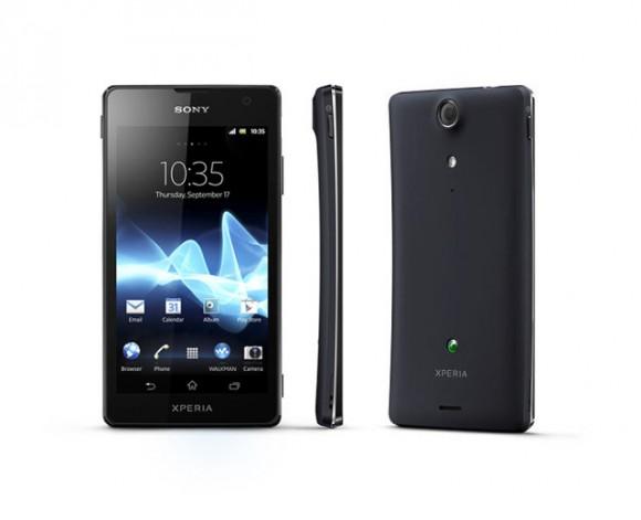 Το Sony Xperia GX