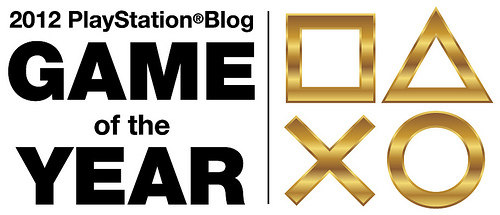 PlaySation Game of the Year 2012