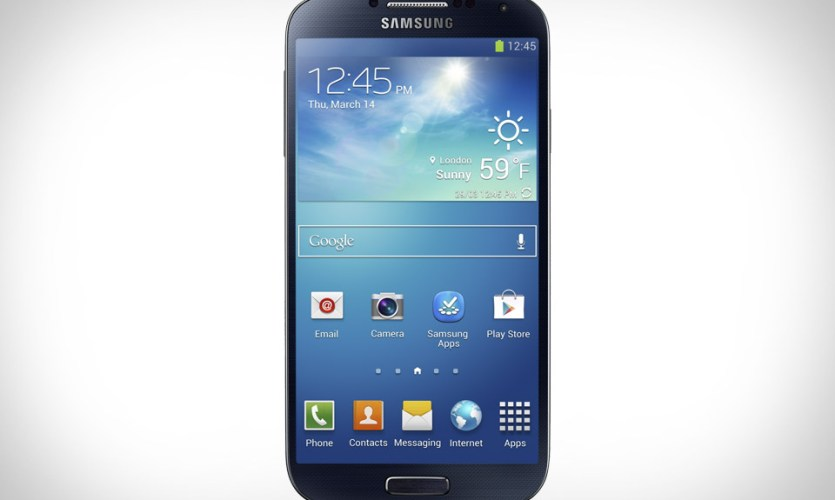 Samsung Galaxy S4 Press Photo
