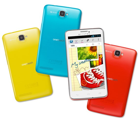 Alcatel OneTouch Scribe Easy