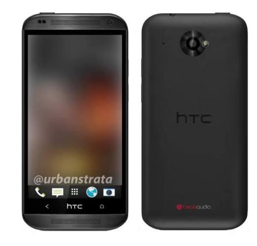 HTC Zara leak