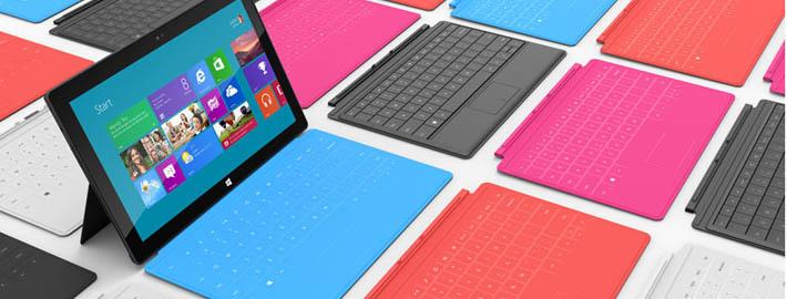 Microsoft Surface TC