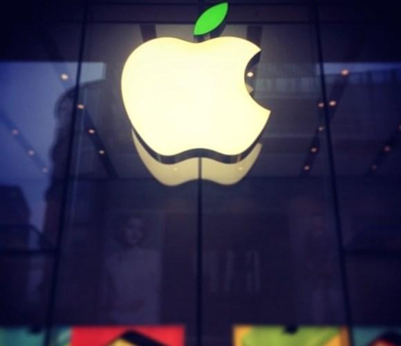 Apple Earth Day logo