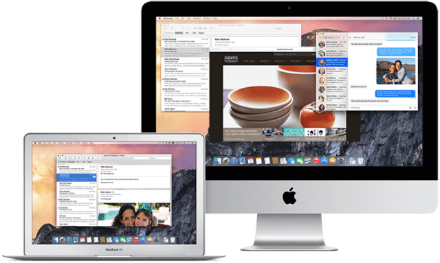 Apple Mac OS X Yosemite Beta