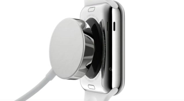 Apple Watch Magsafe