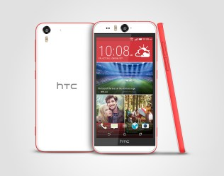 HTC Desire Eye red (2)