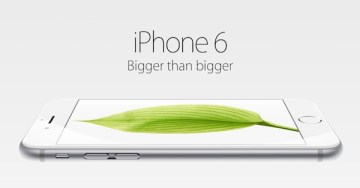 Apple iPhone 6 hero