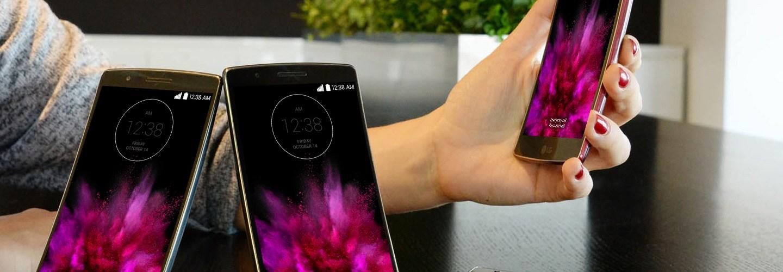 LG G Flex2 hands-on
