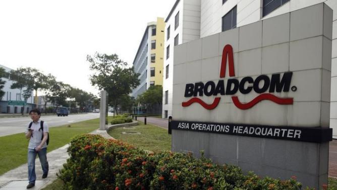 Avago Broadcom
