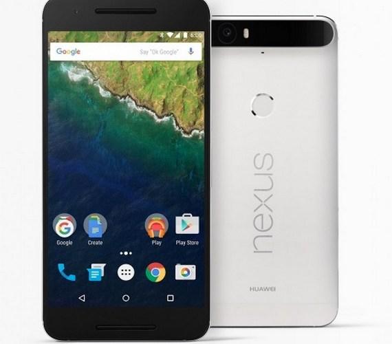 Η φετινή ναυαρχίδα της Google, Nexus 6P.