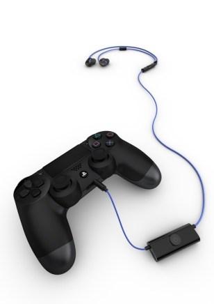 Sony PlayStation headset 4