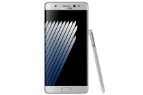 Samsung Galaxy Note7 silver